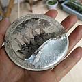 去料加工是假银币!真银币又少克重!