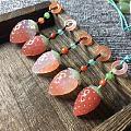 南红玛瑙草莓