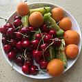 早餐水果来一盘