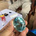 200克拉的海蓝宝