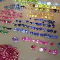 越南宝石闭眼入都是极好看的颜色