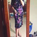 得瑟精又有新旗袍穿了