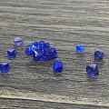 越南蓝小妖钴尖晶,疯狂的石头