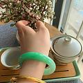 出門標配茶+翡翠
