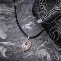 男士设计款蓝宝石项链