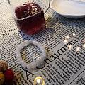 昨天去吃串串,顺便拍了手串,这灯光下,好美,这算是仙图了吧