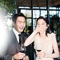 唐艺昕嫁给了爱情,婚戒惹人眼