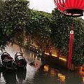 雨中漫步绍兴一角
