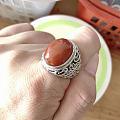 南h红小戒指