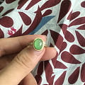 甜绿小戒指