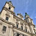 奥地利的萨尔茨堡