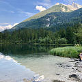 Ramsau、Hintersee 湖、魔法森林、Sebastian教堂