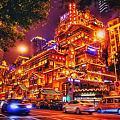 重庆市中心,有没有带阳台的酒店。