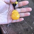 内蒙古旅游在满洲里万达买了个蜜蜡,不知道怎么样帮忙看看啊