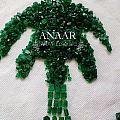 巴基斯坦祖母绿 斯瓦特祖母绿 Swat Emerald