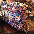 晒一晒我孕期做的泫雅风手工编织包