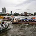 泰国曼谷.湄南河
