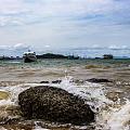 芭提雅-雨季看海
