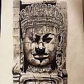 画一张500年的石像