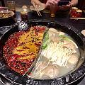 重庆第一顿,我现在知道了,这里的微辣相当于上海的重辣。