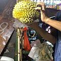 9.8一斤榴莲 便宜不