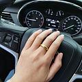 戒指太宽了吗?