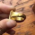 求问 这是哪家银楼的戒指