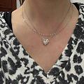 1-2克拉心形钻石GIA现货待售