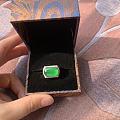 给老公买的戒指,他不喜欢带,C