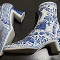 新中国首批出口的鞋