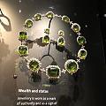 伦敦V&A博物馆的珠宝