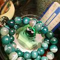 绿玛瑙珠链