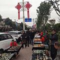 继续石佛寺市场的照片。