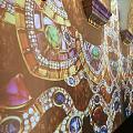 9月时在罗马天使堡看的宝格丽珠宝展