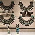 大都会博物馆的埃及饰品