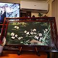 苏绣,熊猫图