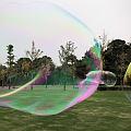 彩虹🌈泡泡,早上好🌞😃☀️