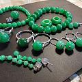 合集,绿珠子
