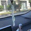 最喜歡等娃下課,一個人在車上的時候…