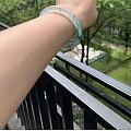 我的手镯被人盗图了,喜欢自己不能是买一条吗,为啥要炫耀是自己的手镯呢,不能理解