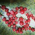 紅水晶長項鏈
