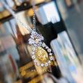 🎄圣诞Mistletoe原创设计·槲寄生系列项链戒指耳环