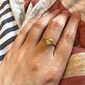 当年六爪镶的黄蓝宝~石头各方面都蛮完美的,小精品吧^_^最近看到这个向日葵的...