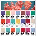 色彩权威机构Pantone发布了2020年度流行色——Classic Blu...
