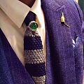 #泰勒彩宝#时尚不仅是女人的专利,男士oba们一样引领潮流