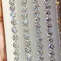 【钻石】23-27分高色小钻石,适合做手链,排戒等