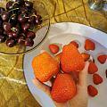 洗水果的时候 自己先偷吃一个大的