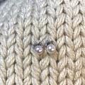 今天戴珍珠