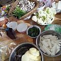今天过生日啦!在家吃火锅啦!