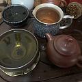 在家吃下午茶